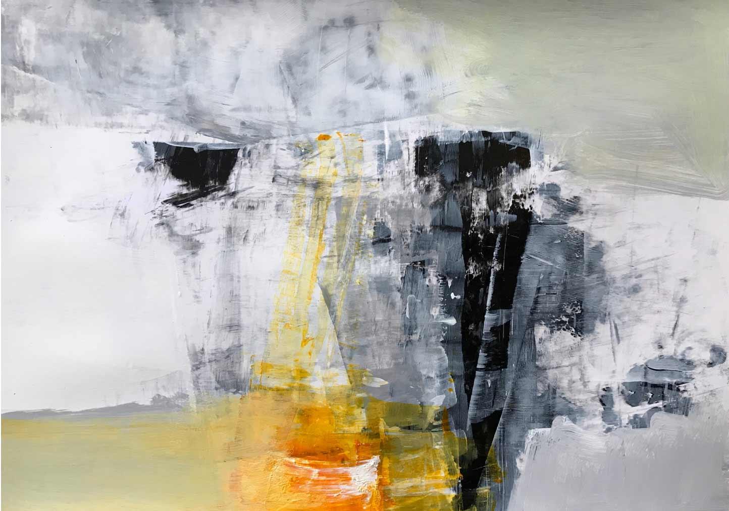 Atmospheres artwork by Neil Canning for Lemon Street Gallery