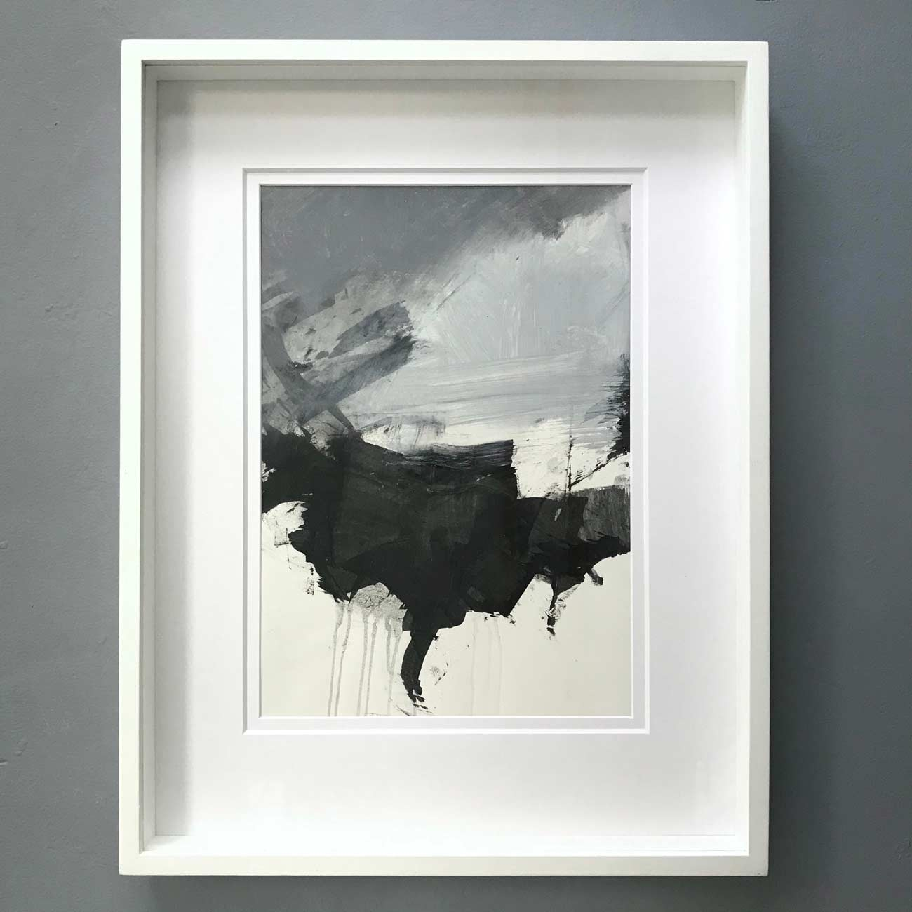 Out There framed by Neil Canning. Studio Collection Winter 2020