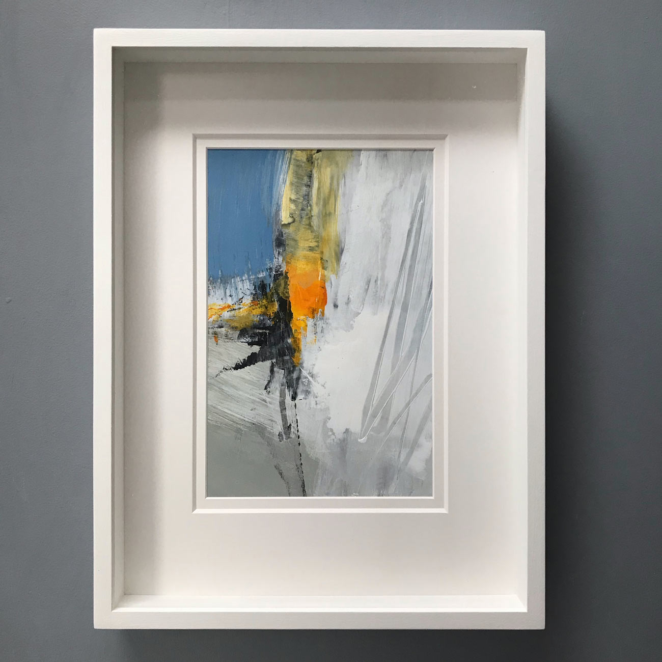 Air Song framed by Neil Canning. Studio Collection Winter 2020