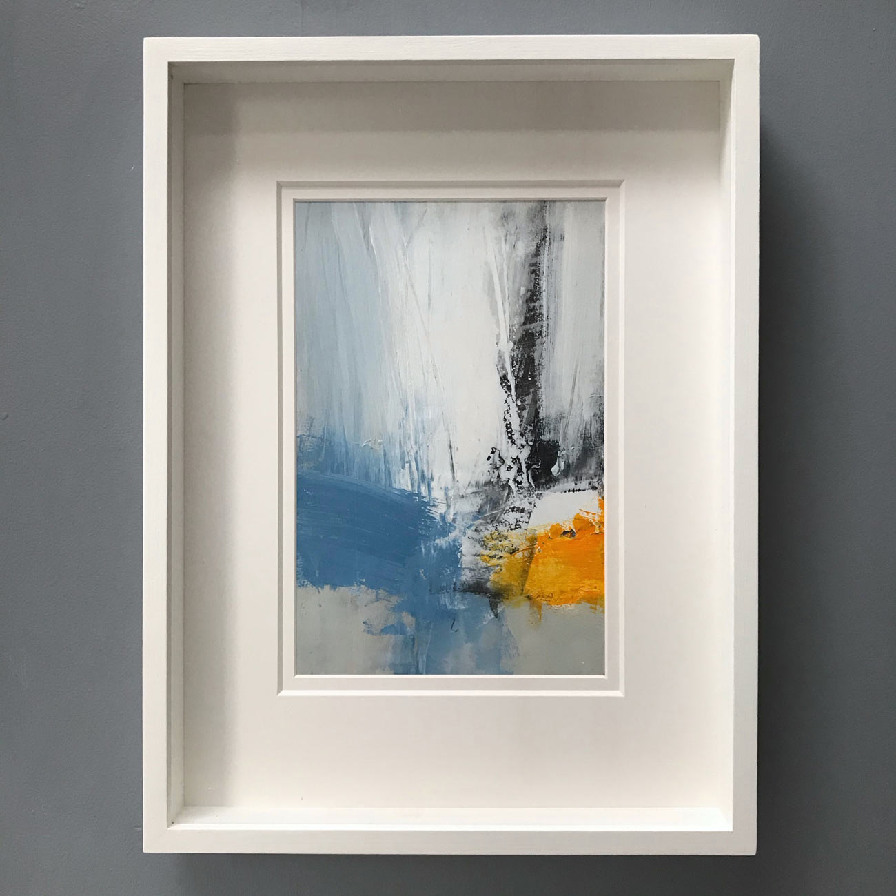 First Light framed by Neil Canning. Studio Collection Winter 2020