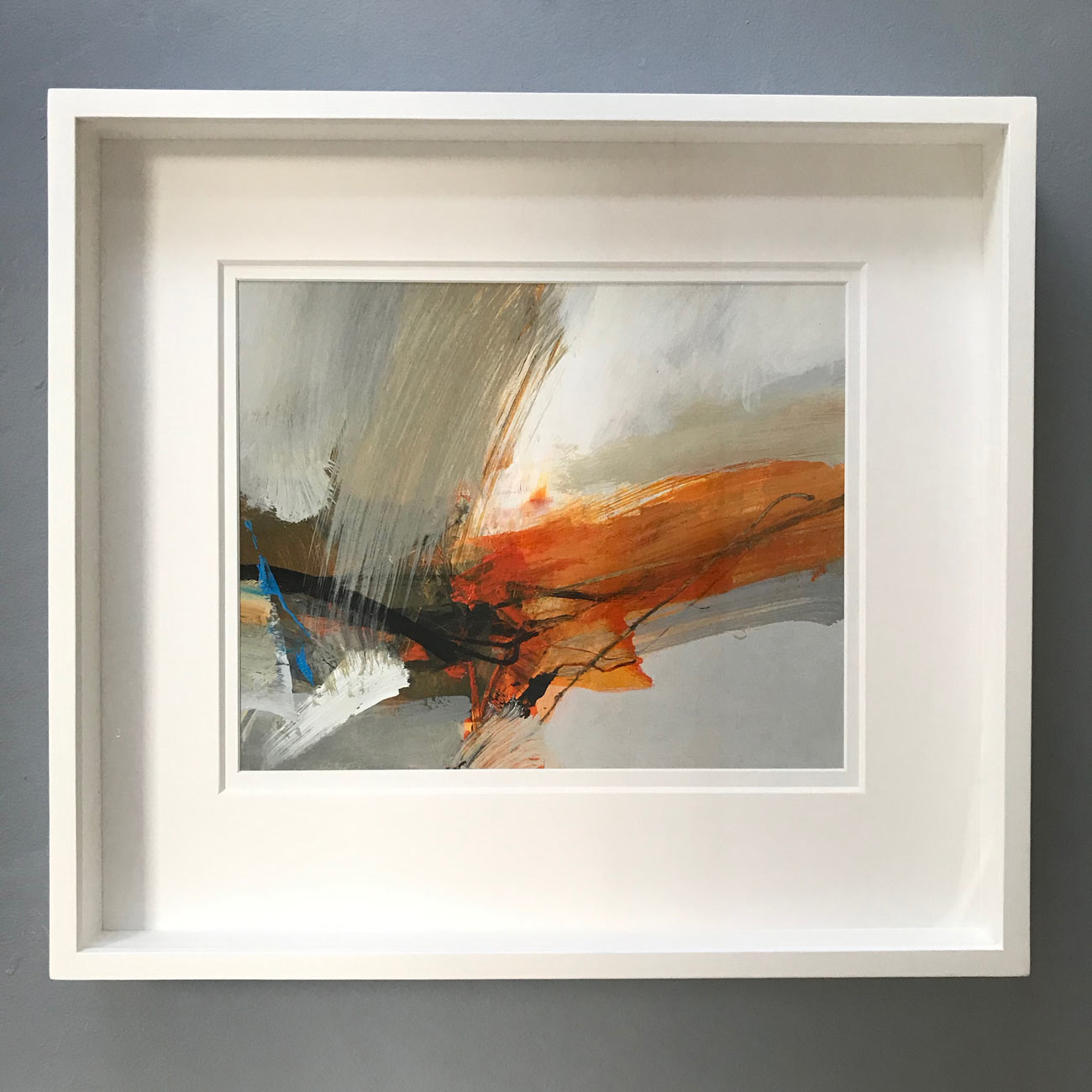 Voyager framed by Neil Canning. Studio Collection Winter 2020